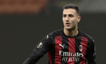 Kalah Di Tangan Lille, Diogo Dalot: Ini Bukan AC Milan yang Biasanya