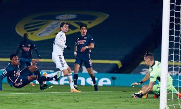 Leeds United vs Arsenal Selesai Tanpa Gol