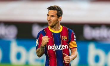 Luis Milla Ingin Lionel Messi Tidak Tiru Cristiano Ronaldo