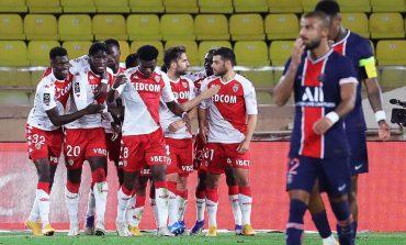 Monaco vs PSG: Sempat Unggul Dua Gol, Les Parisiens Akhirnya Takluk 2-3
