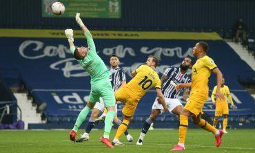 West Brom vs Tottenham: Spurs Menang 1-0 Berkat Sundulan Harry Kane