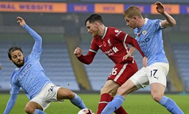 Krisis Liverpool Semakin Parah: Andrew Robertson Ikut-ikutan Cedera?