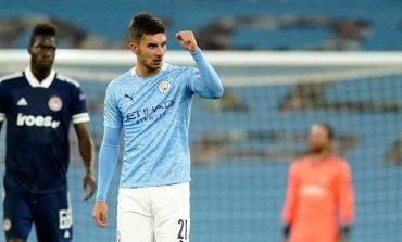 Hasil Pertandingan Manchester City vs Olympiakos: Skor 3-0