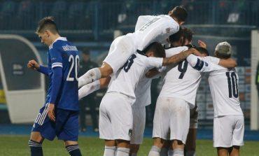 Hasil Pertandingan Bosnia-Herzegovina vs Italia: Skor 0-2