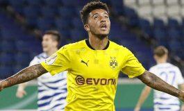 MU? Dortmund adalah Klub Terbaik untuk Jadon Sancho!