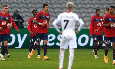 Hasil Pertandingan Lille vs AC Milan: Skor 1-1