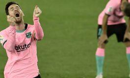 Viral Video Tunjukkan Messi Tampak Kesepian di Sesi Latihan Barcelona