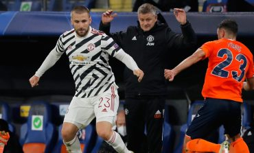 Cedera, Luke Shaw Absen Bela Manchester United Selama Sebulan