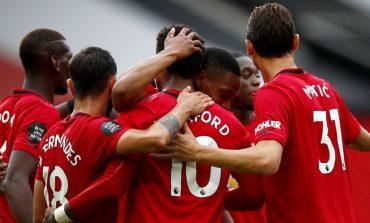 Menjamu West Brom, Rekor Manchester United Lebih Mentereng