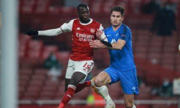 Nicolas Pepe Mulai Frustrasi di Arsenal