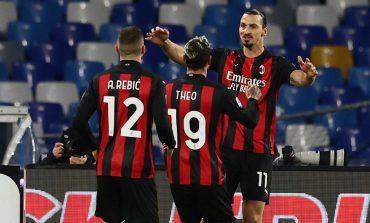 Hasil Pertandingan Napoli vs AC Milan: Skor 1-3