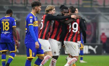 AC Milan vs Parma: Kejar Defisit 2 Gol, Rossoneri Paksa Hasil Seri 2-2