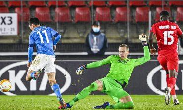 AZ Alkmaar vs Napoli: Il Partenopei Tertahan 1-1, Grup F Sengit