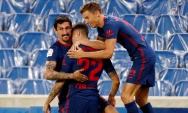 Atletico Madrid Tumbangkan Real Sociedad 2-0