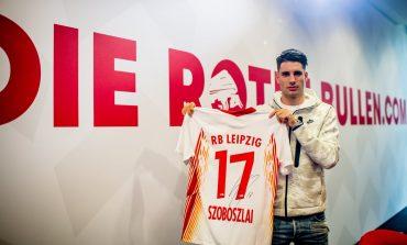 Dominik Szoboszlai Resmi Gabung RB Leipzig