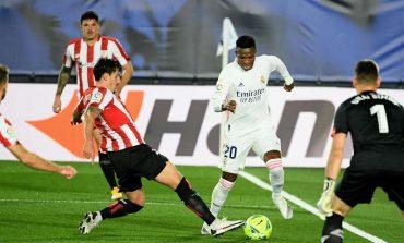 Madrid vs Bilbao: Benzema Dua Gol, El Real Menang 3-1