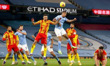 Man City vs West Brom Tuntas 1-1