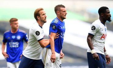 Tottenham vs Leicester: Adu Tajam Kane dan Vardy