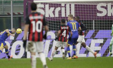 Hasil Pertandingan AC Milan vs Parma: Skor 2-2