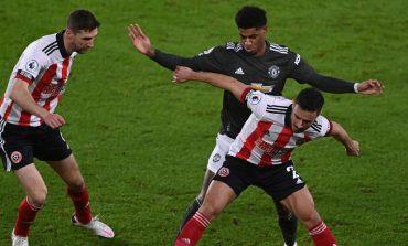 Hasil Pertandingan Sheffield United vs Manchester United: Skor 2-3