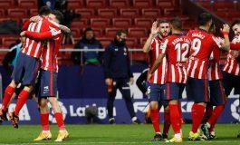 Atletico vs Valencia: Luis Suarez dkk Menang 3-1