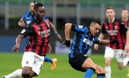 Inter vs Milan: Ibra Kartu Merah, Nerazzurri Menang Dramatis 2-1