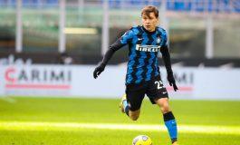 Nicolo Barella Jadi Bintang di Laga Inter vs Juventus