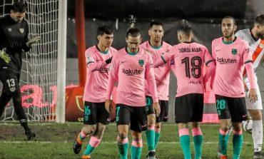 Hasil Pertandingan Rayo Vallecano vs Barcelona: Skor 1-2