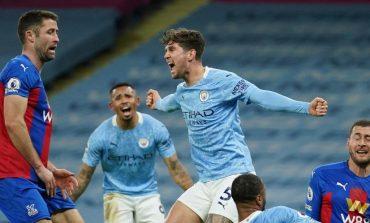 Hasil Pertandingan Manchester City vs Crystal Palace: Skor 4-0