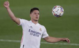Resmi, Real Madrid Pulangkan Luka Jovic ke Eintracht Frankfurt