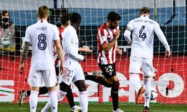 Hasil Pertandingan Real Madrid vs Athletic Bilbao: Skor 1-2