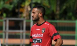 Bali United Pinjamkan Brwa Nouri ke Klub Irak, Zakho FC