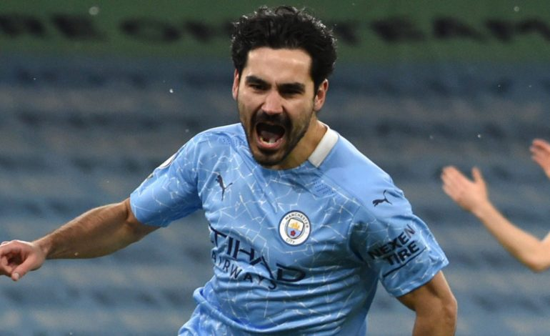 Everton vs Man City: The Citizens Tanpa Gundogan