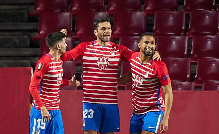Liga Europa: Napoli Tumbang 0-2 di Markas Granada