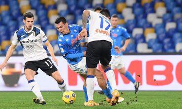 Napoli vs Atalanta Berakhir Tanpa Gol