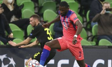 Terang-terangan! Antonio Rudiger Ingin Dapat Kontrak Baru di Chelsea
