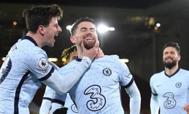 Hasil Pertandingan Sheffield United vs Chelsea: Skor 1-2