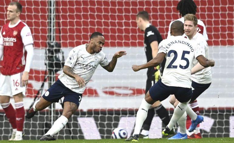 Hasil Pertandingan Arsenal vs Manchester City: Skor 0-1