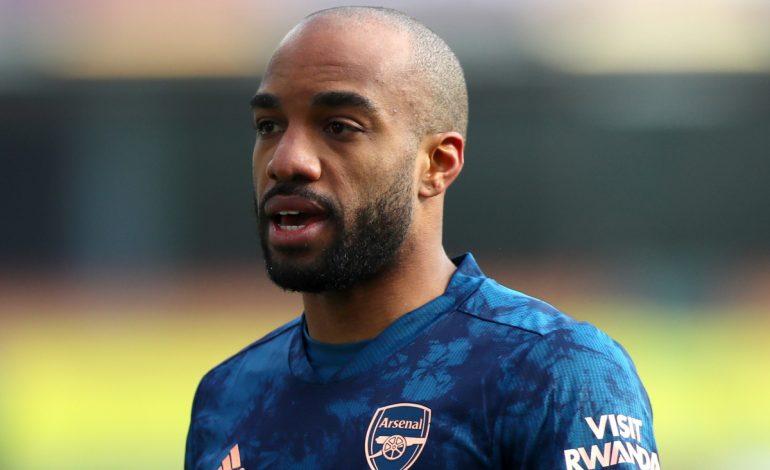 Alexandre Lacazette Sudah Gerah di Arsenal?