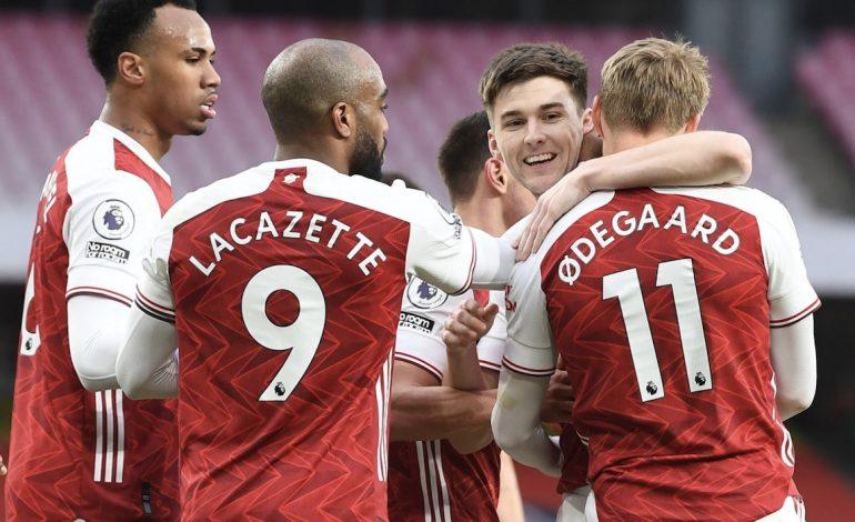 Arsenal Belum Menyerah Kejar Empat Besar