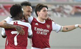 Arsenal Masih Jauh dari Standar