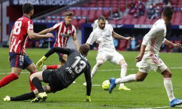 Atletico Madrid vs Real Madrid: Derby Madrid Tuntas 1-1