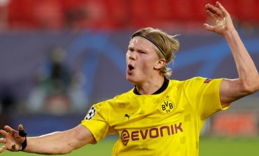 Erling Haaland Masih Setia di Borussia Dortmund
