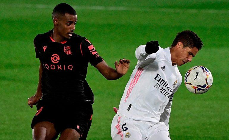 Real Madrid vs Real Sociedad Tuntas 1-1