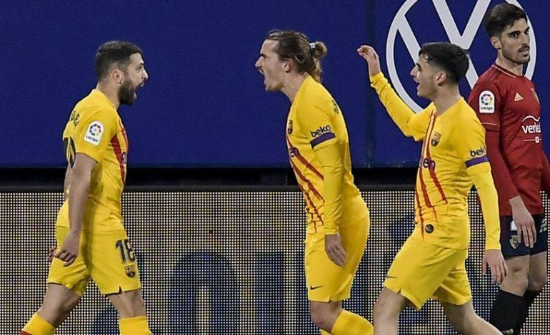 Selisih Tinggal Tiga Poin, Barcelona Optimistis Bakal Juara La Liga 2020/21