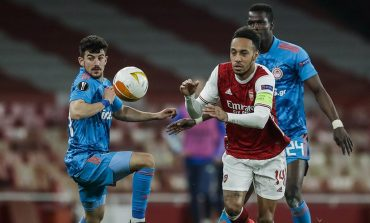 Hasil Pertandingan Arsenal vs Olympiakos: Skor 0-1