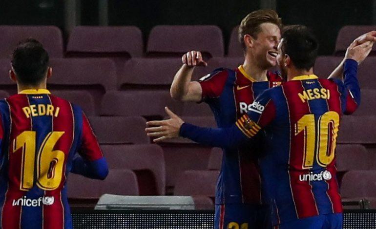 Utang Menumpuk, Barcelona Jangan Bicara Transfer Mbappe atau Haaland Dulu Deh!