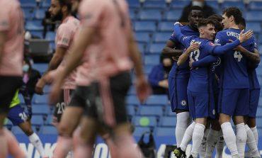 Hasil Pertandingan Chelsea vs Sheffield United: Skor 2-0