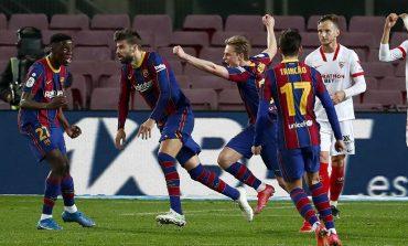 Debat Panas di Barcelona vs Sevilla, Messi Sampai Ancam Direktur Sevilla