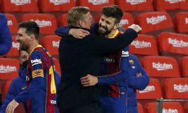 Barcelona Sukses Comeback Lawan Sevilla, Ronald Koeman Kini Incar PSG